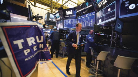 Trump and finance markets