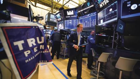 Trump and finance markets