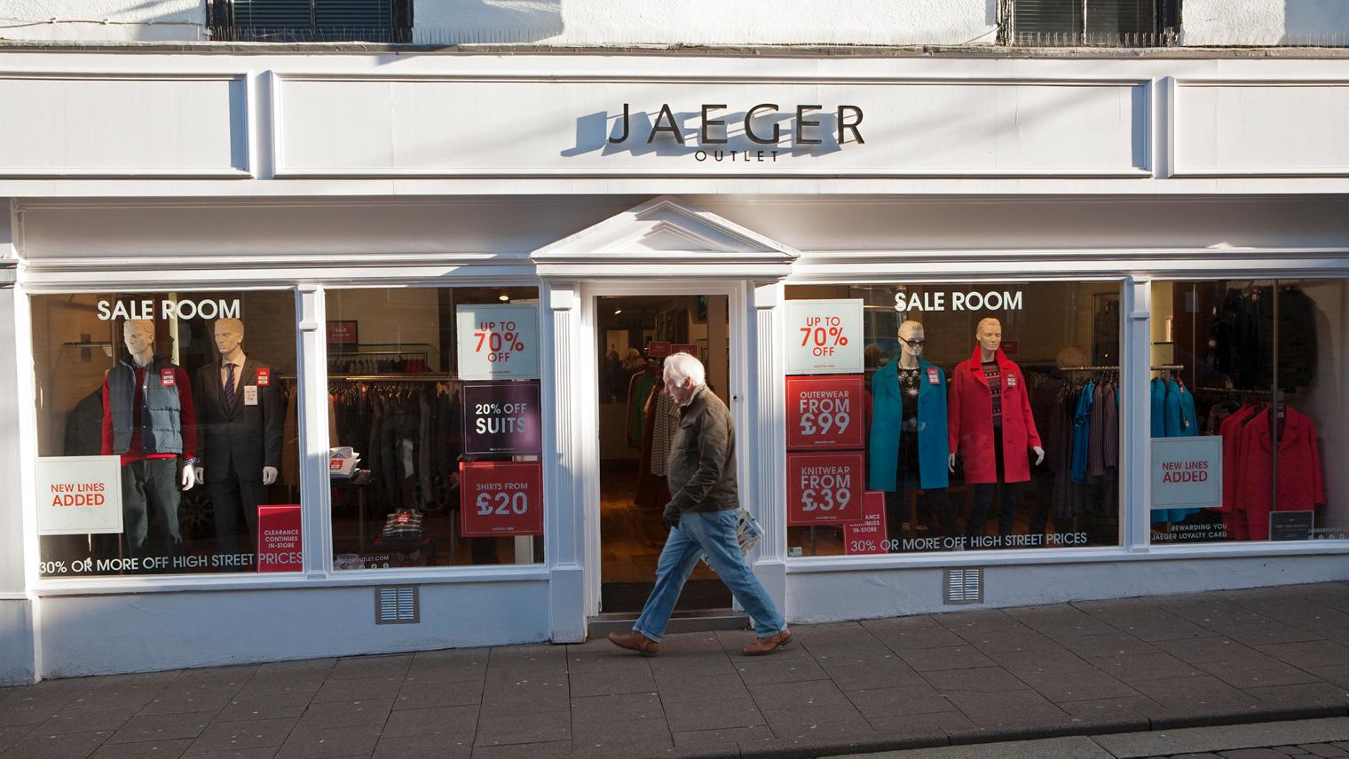 Jaeger shop