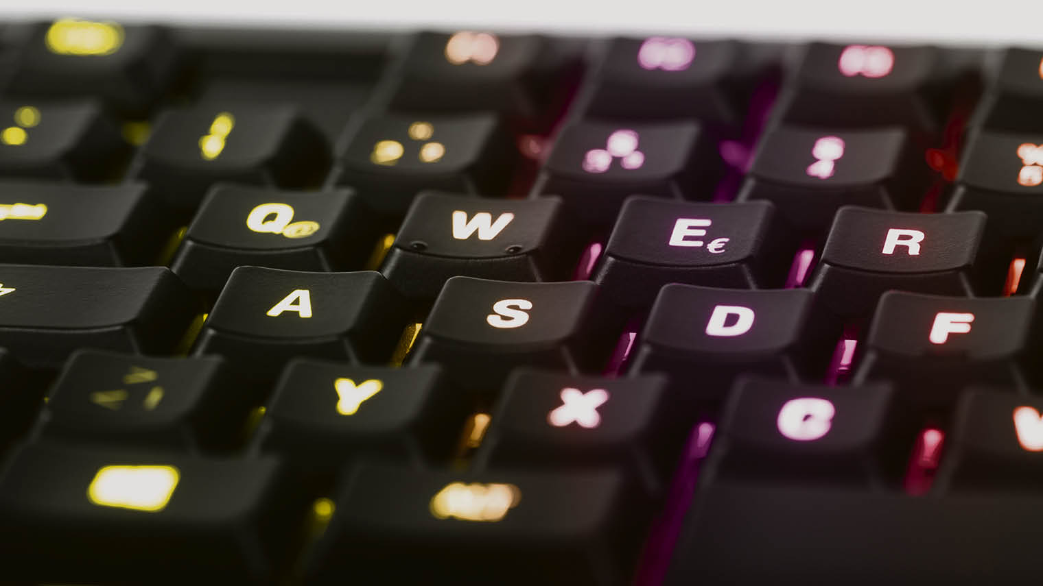 keyboards boost productivity