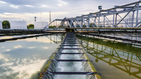 Water facilities in the UK