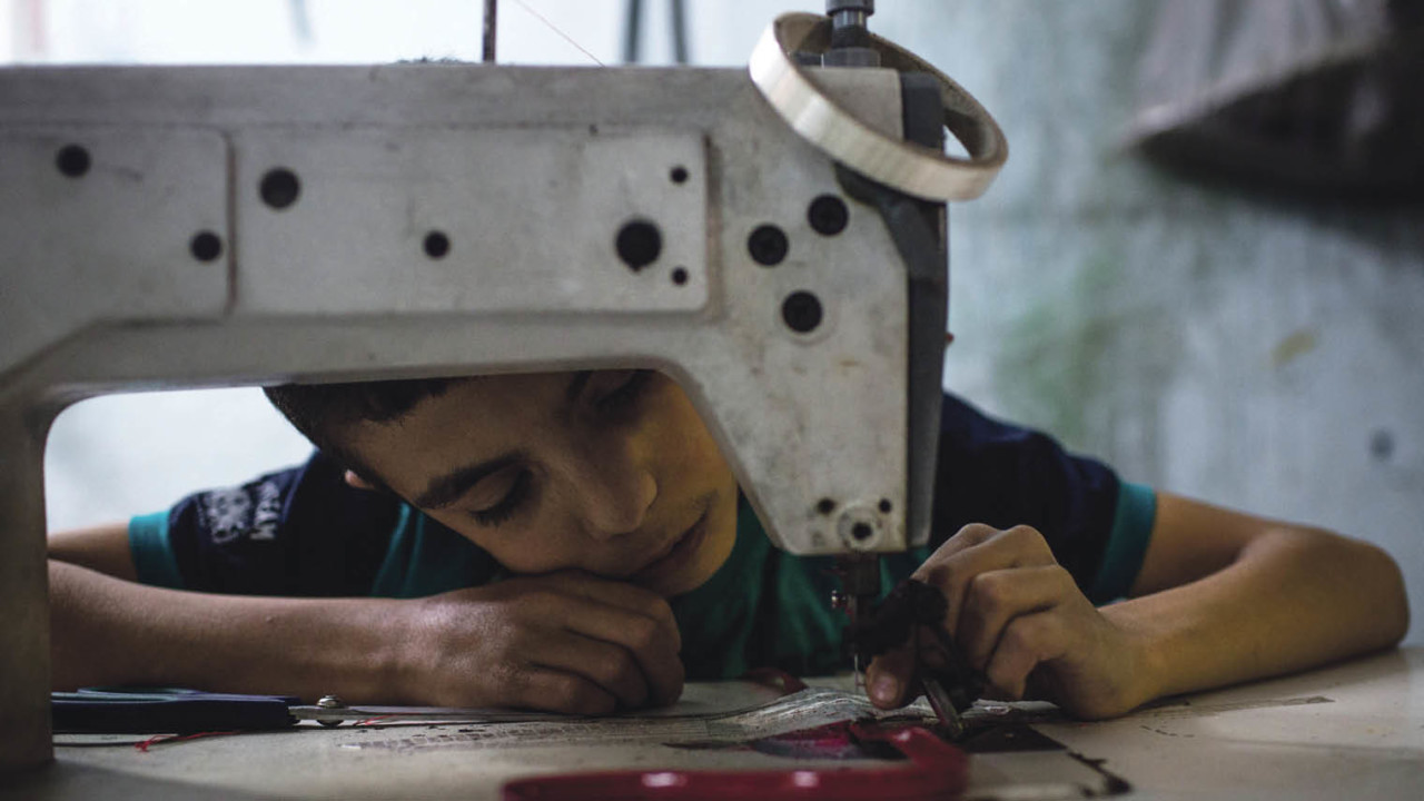 child labour in fashion industry