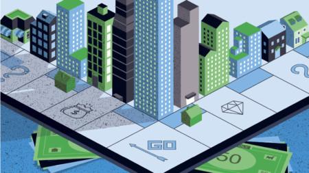 Investing in Property illustation