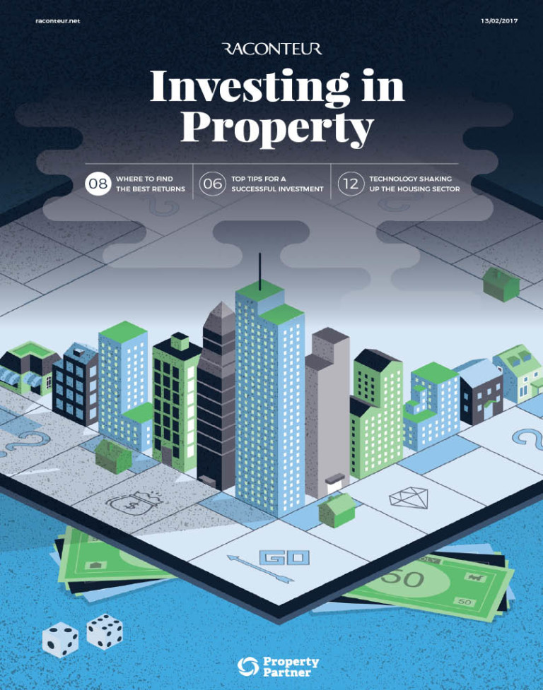 Investing in Property report cover