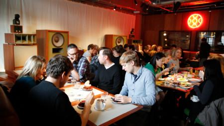 London listening clubs