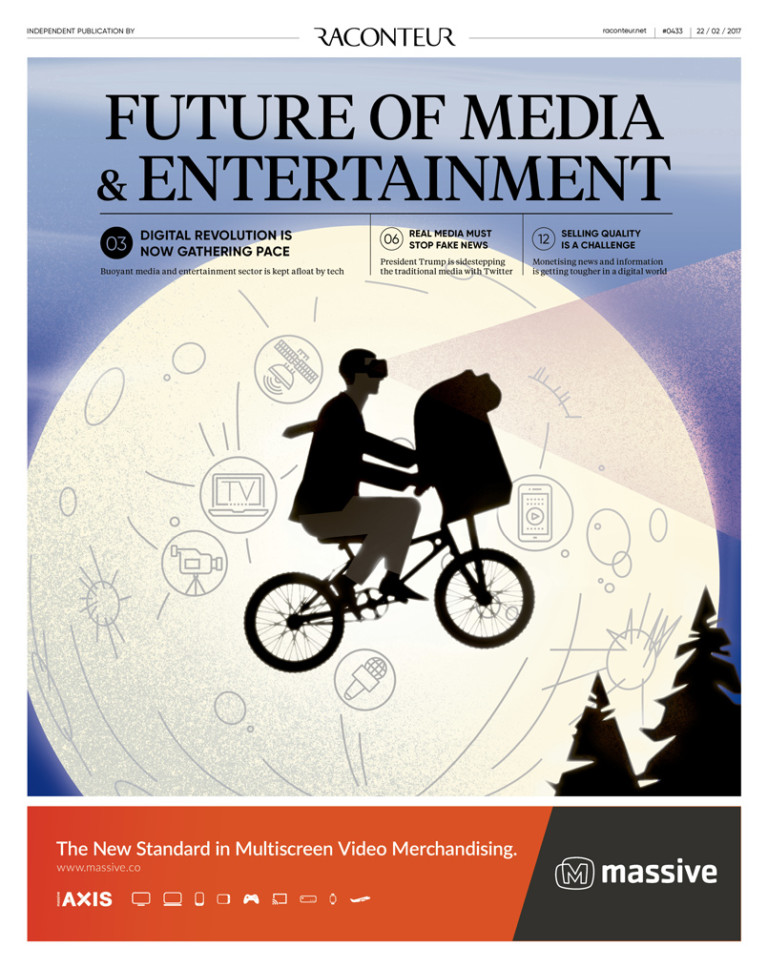 Media and Entertainment cover