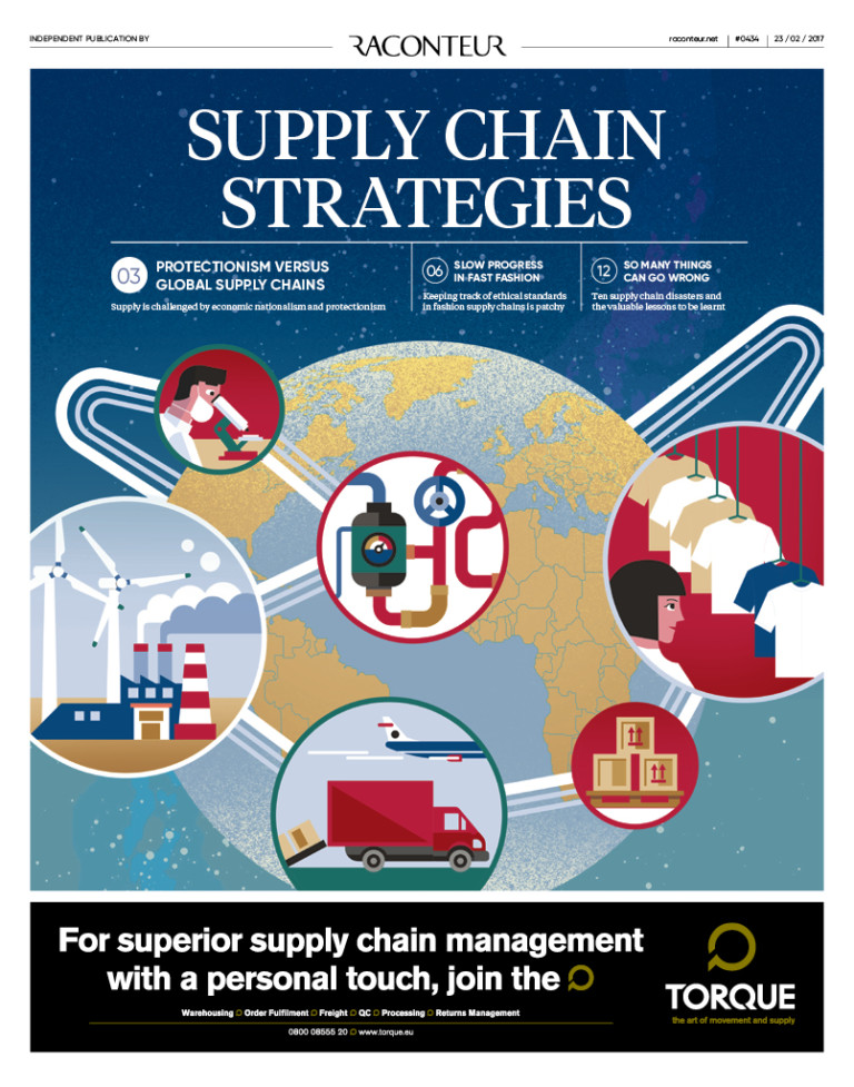 Supply Chain Strategies cover