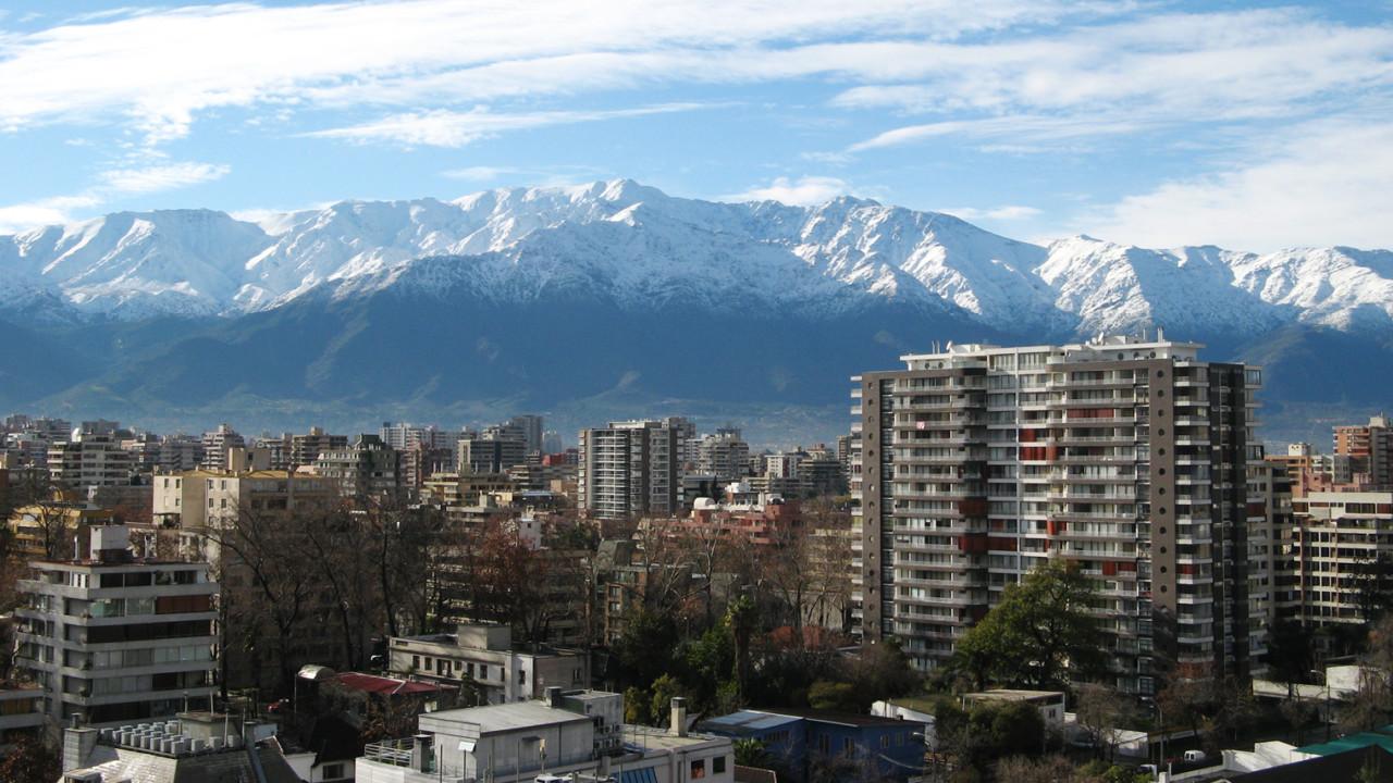 Santiago's Providencia district