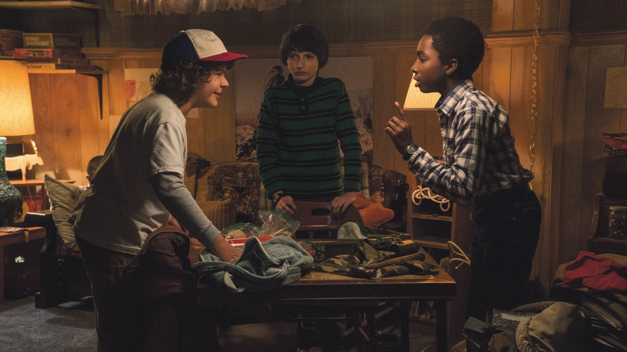 The award-winning Netflix Original drama Stranger Things received much critical acclaim and has been renewed for a second season