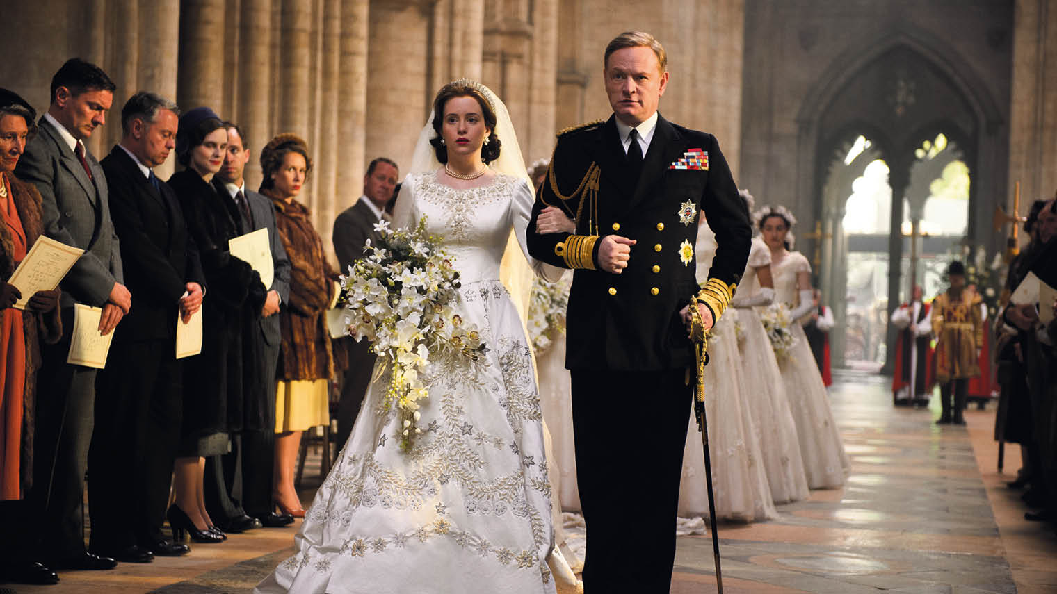 Netflix series The Crown cost a reported $10 million an episode to make