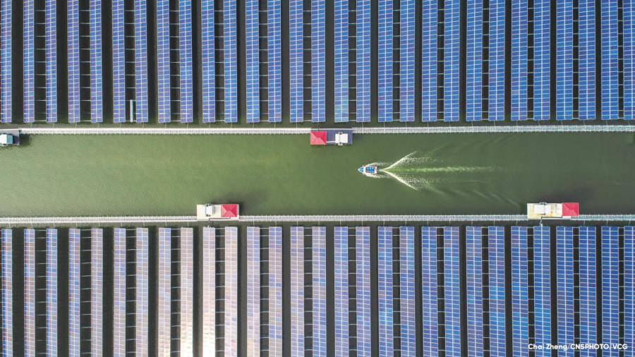 Democratisation of energy market