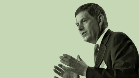 Energy guru Ged Davis
