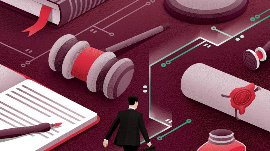 Digital innovation in law