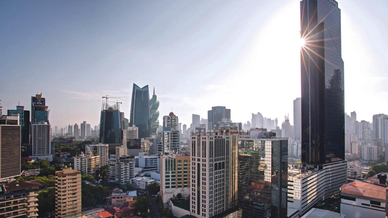 Panama smart city