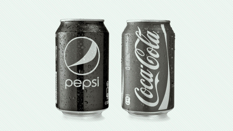 Pepsi and coca cola rivals