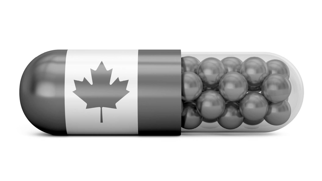 CANADA GETS TOUGH ON PHARMAS