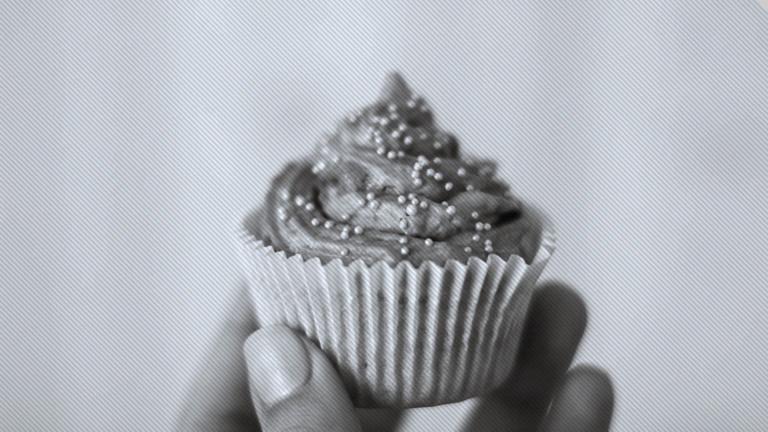 Cupcake blockchain plastic