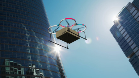 Drone deliveries may be some way off, but they are being used in a variety of other practical ways