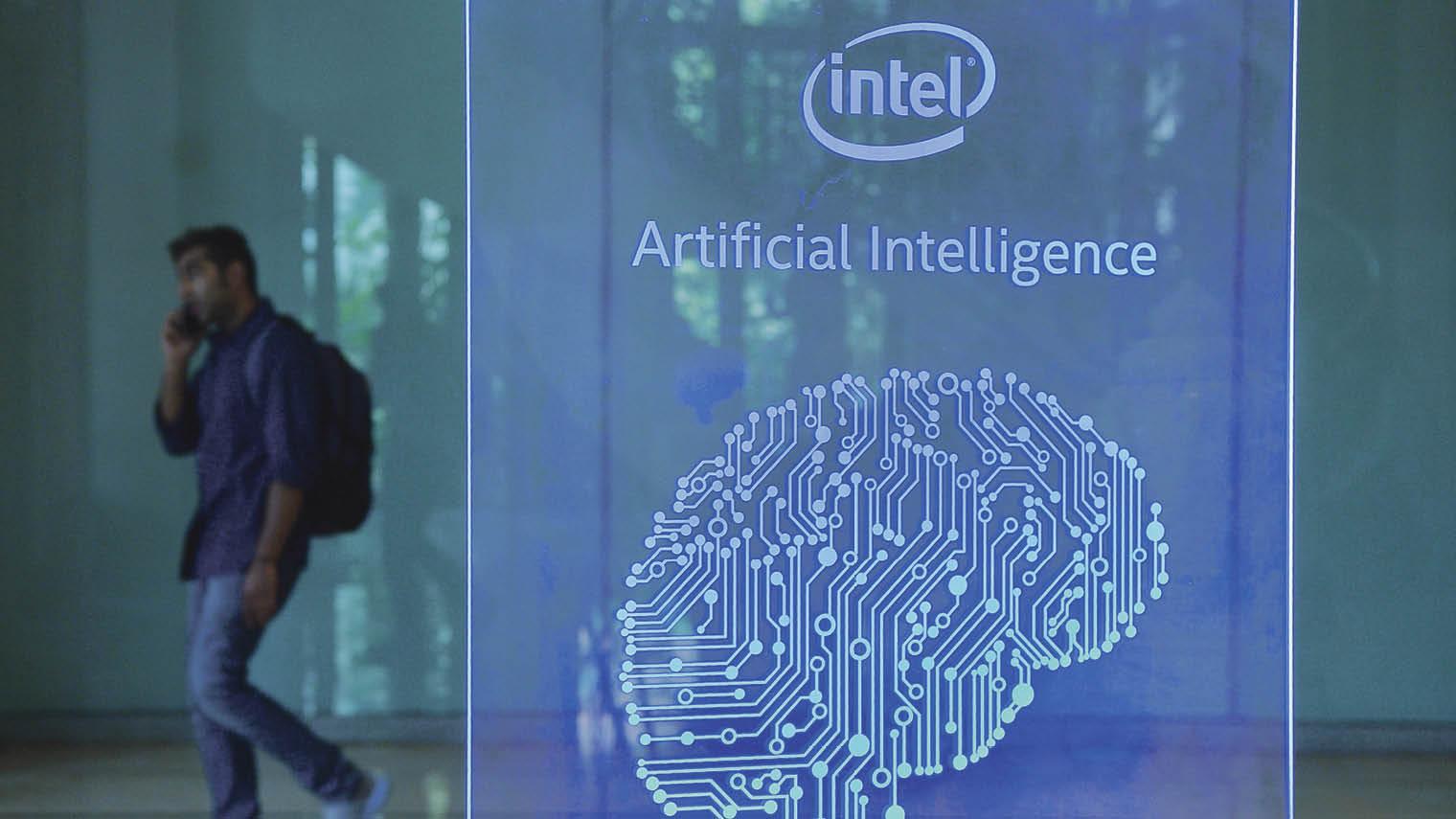 Intel last month spent $15.3 billion acquiring Mobileye, an Israeli chip maker for driverless cars