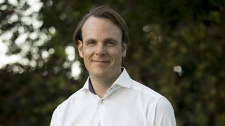 Magnus Henriksson, global business director at PayNode