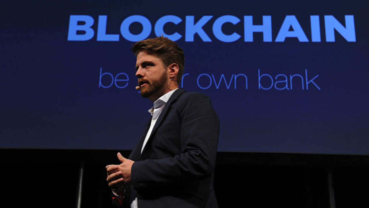 Peter Smith, chief executive of Blockchain Ltd, a bitcoin wallet provider and software developer