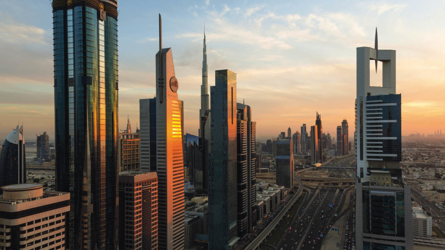 The $32-billion project to expand Dubai's second airport could make the Gulf state the most important international hub