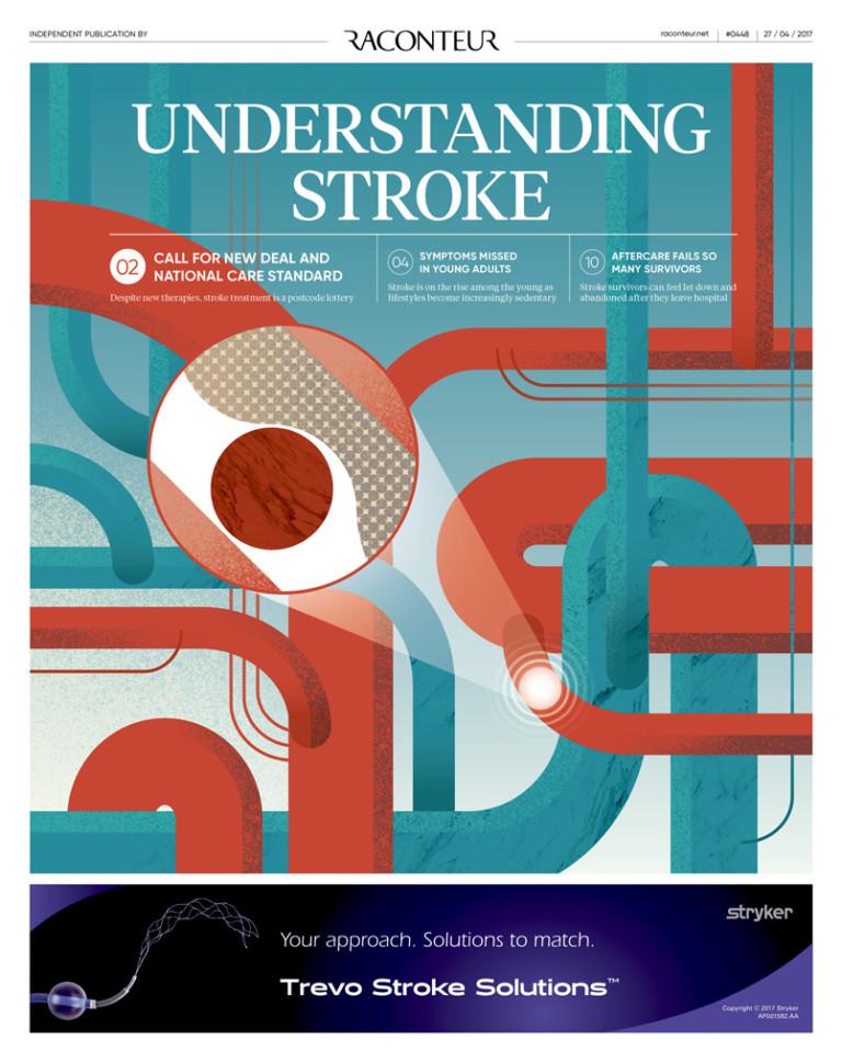 Understanding Stroke special report cover