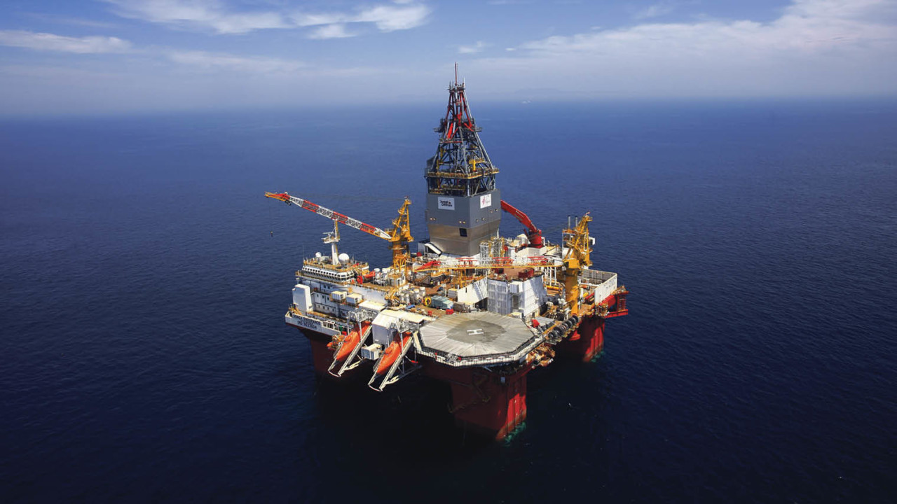 Songa offshore Endurance drilling rig