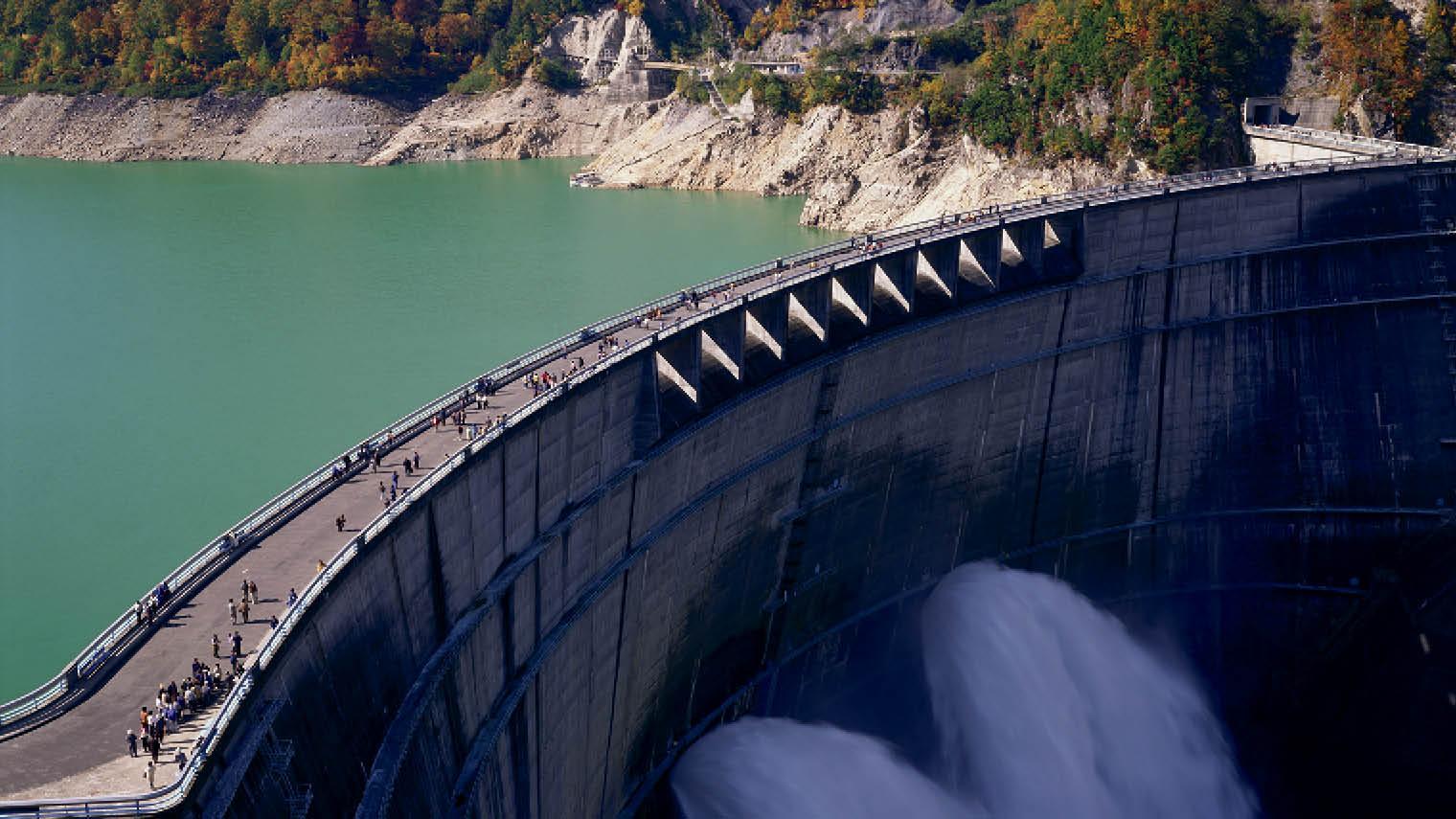 Three Gorges Hydropower Plant, China