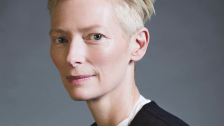 Actress Tilda Swinton, 56