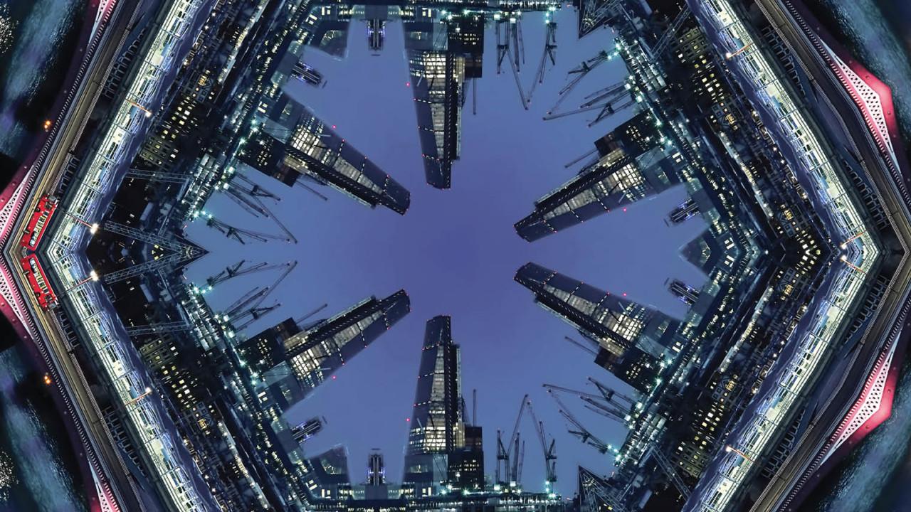 Asset management internet city