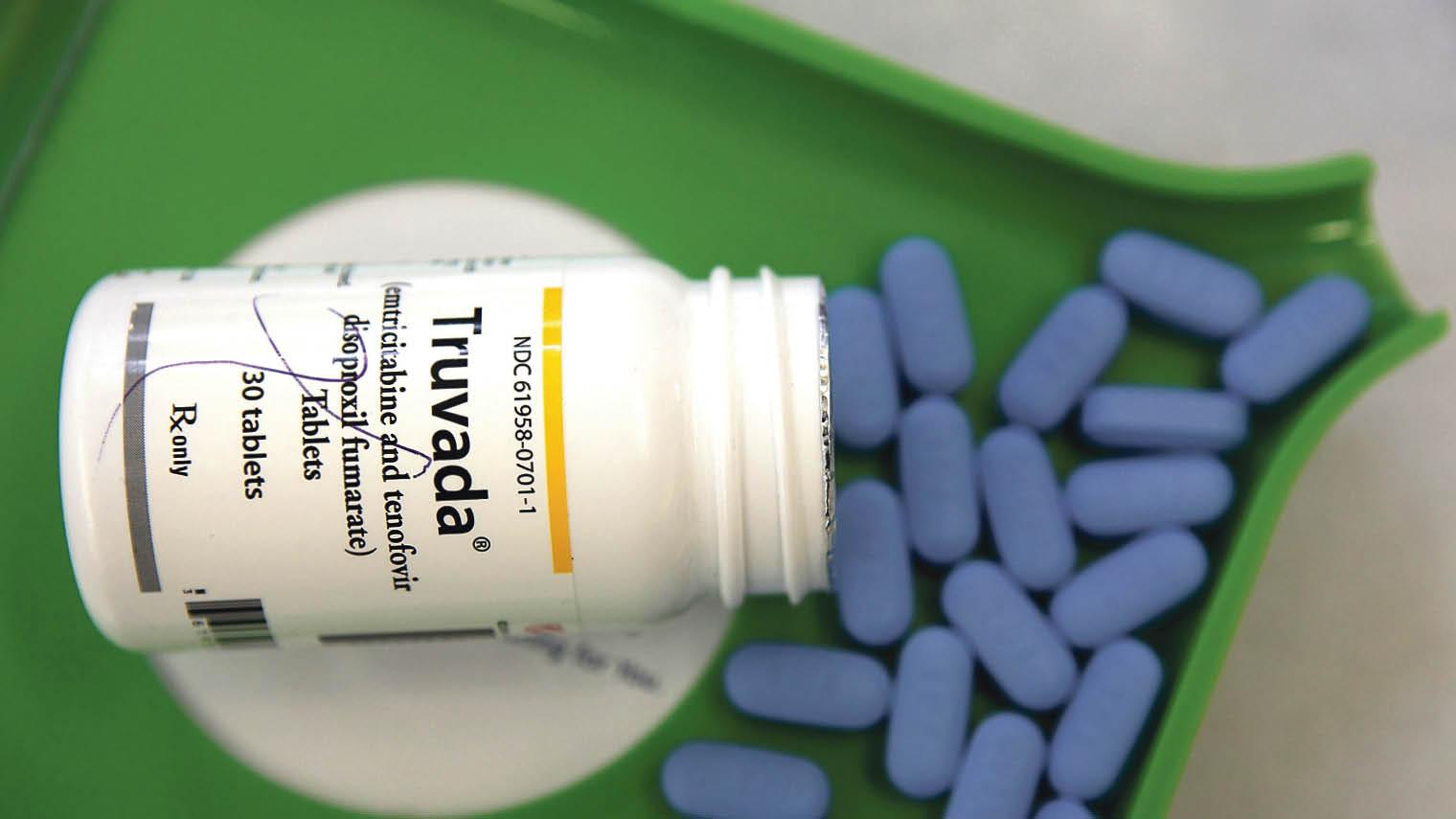 Call for preventative HIV drug on NHS