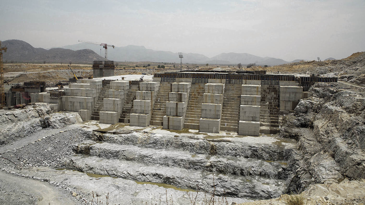 Ethiopia is self-funding the new 6,000MW Grand Ethiopian Renaissance Dam, which will be Africa's largest when completed