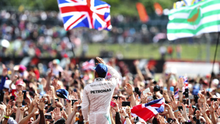 F1 and Brexit