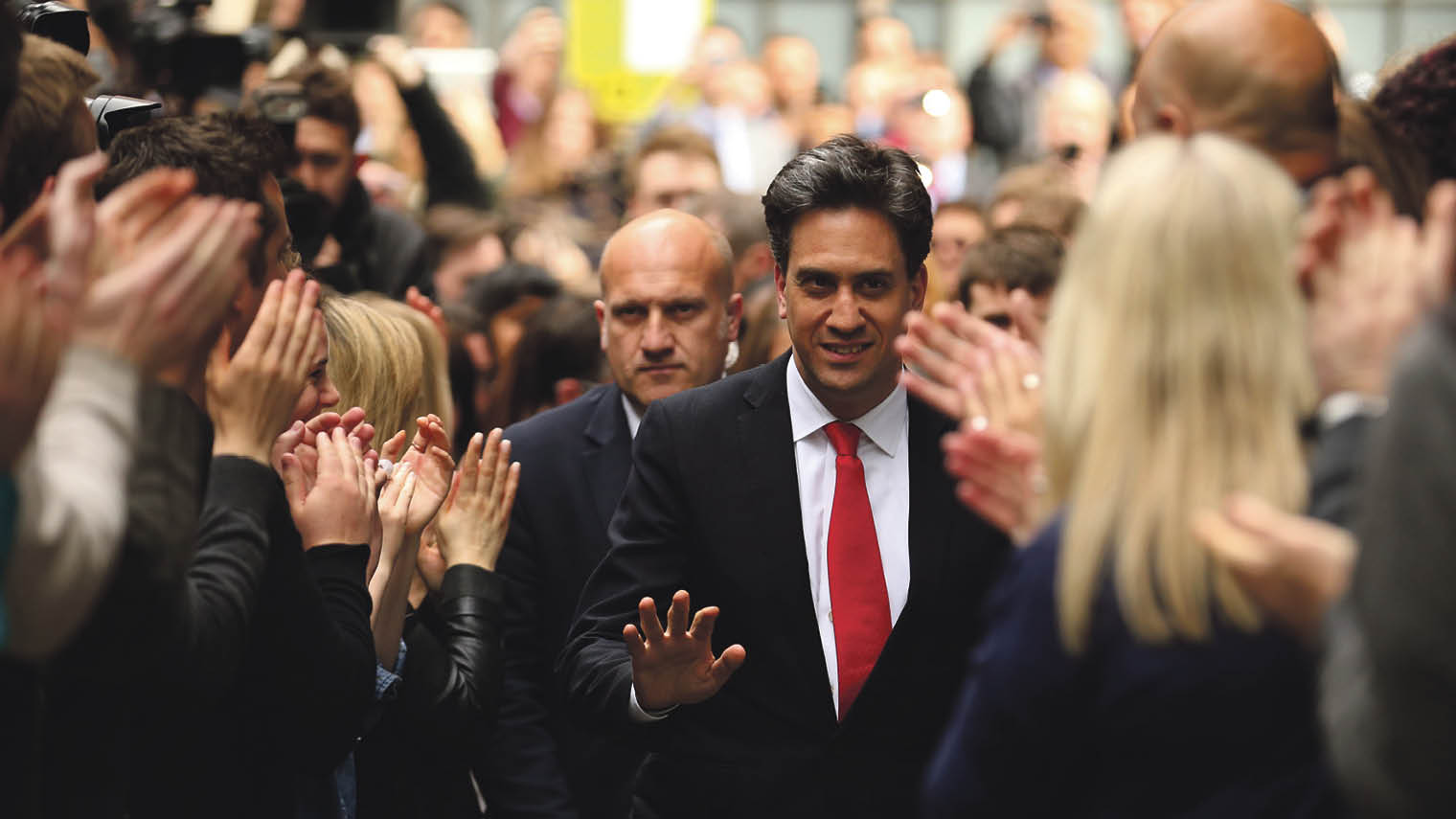 Many polls ahead of the 2015 general election predicted a Labour win or hung parliament; the Conservatives won with 38 per cent of the votes to to Ed Miliband and Labour's 31 per cent