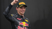Red Bull's Max Verstappen is F1's youngest-ever winner at 18