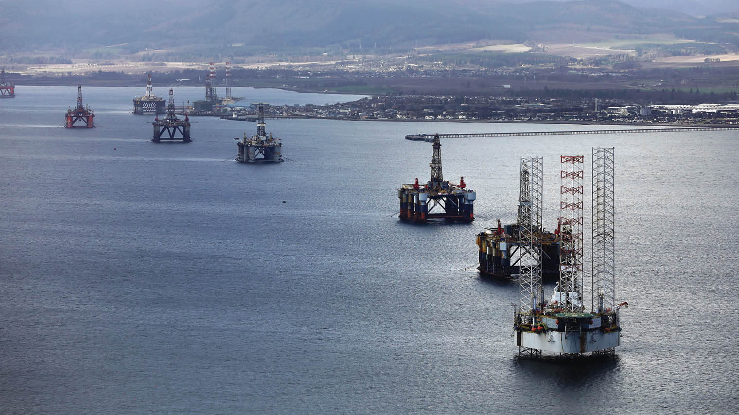 Decommissioning the North Sea oil and gas rigs: a great