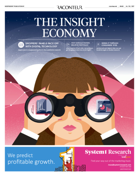 The Insight Economy cover