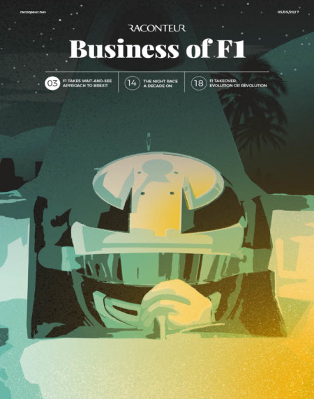 The Business of F1 Special Report cover 2017