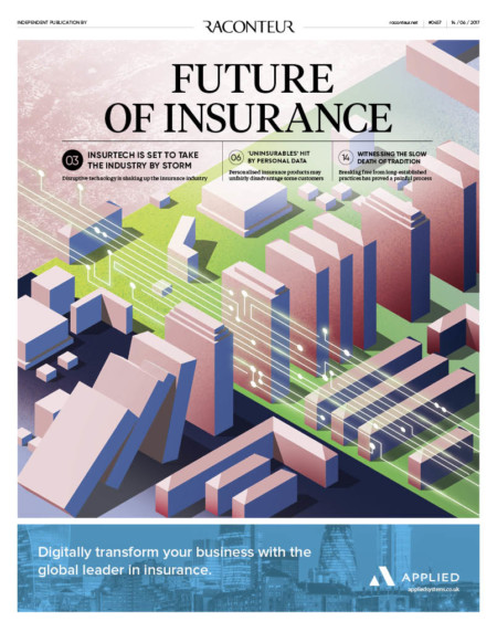 Future of Insurance 2017 Special Report cover
