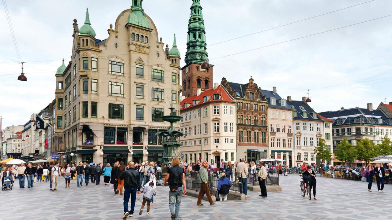City in Denmark