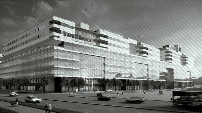 NEW KAROLINSKA SOLNA HOSPITAL