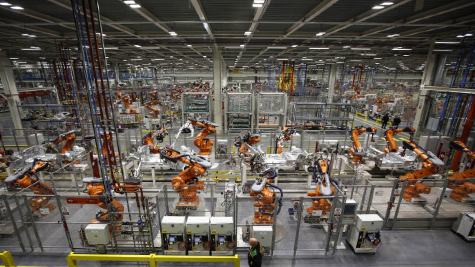 Without workplace automation UK businesses will fail - Raconteur