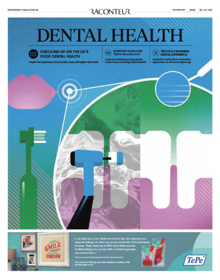 Dental Health special report cover
