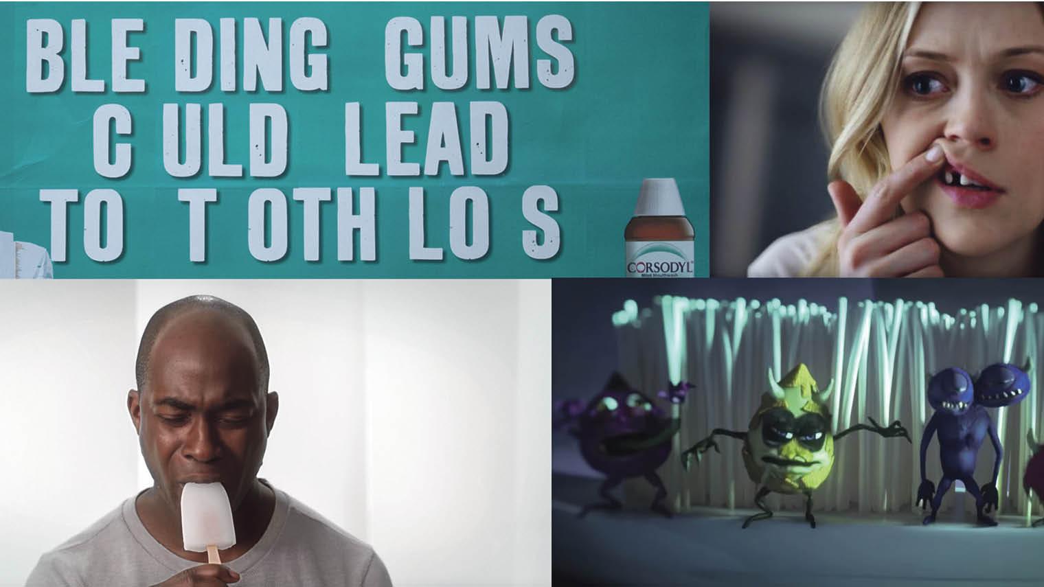 Dental advertising