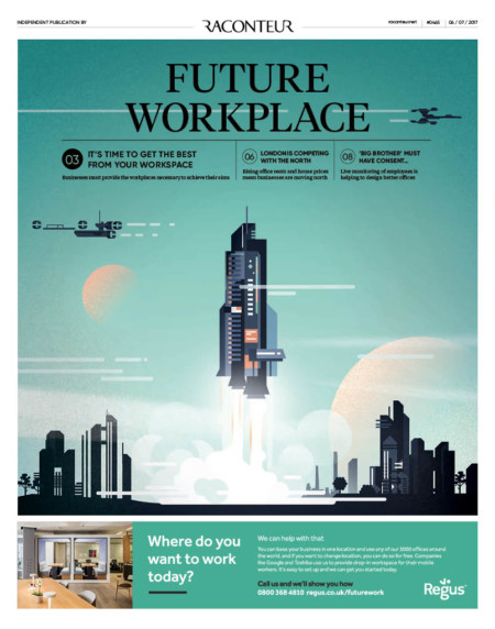 Future Workplace special report 2017