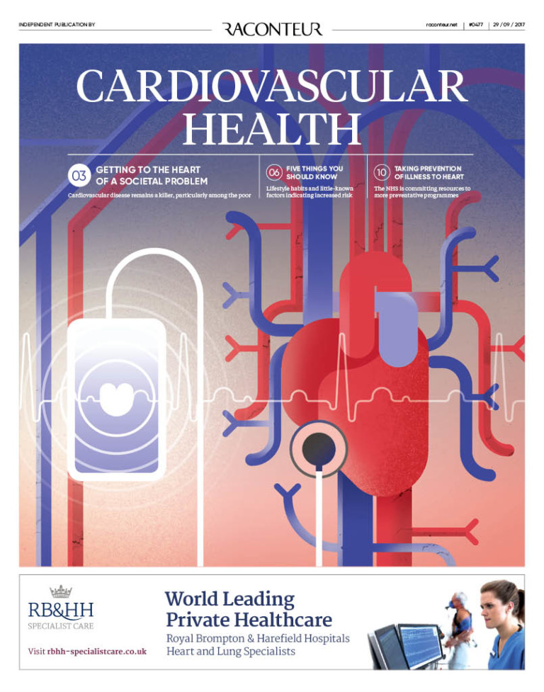 Cardiovascular Health Special Report Raconteur