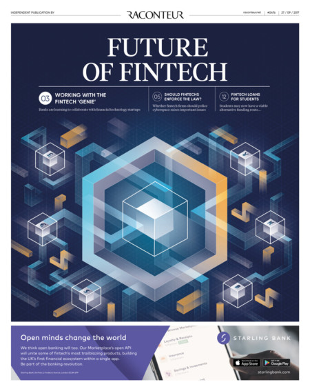 Future of Fintech cover
