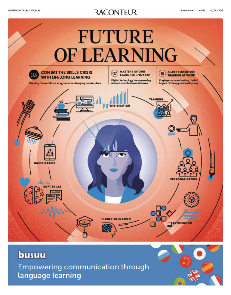 Future of Learning cover