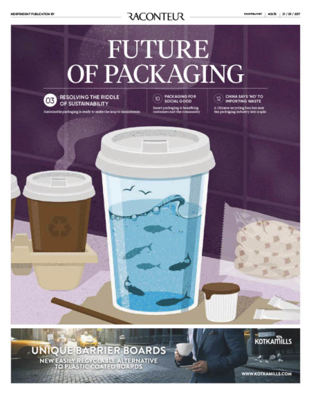 Future of plastic cover